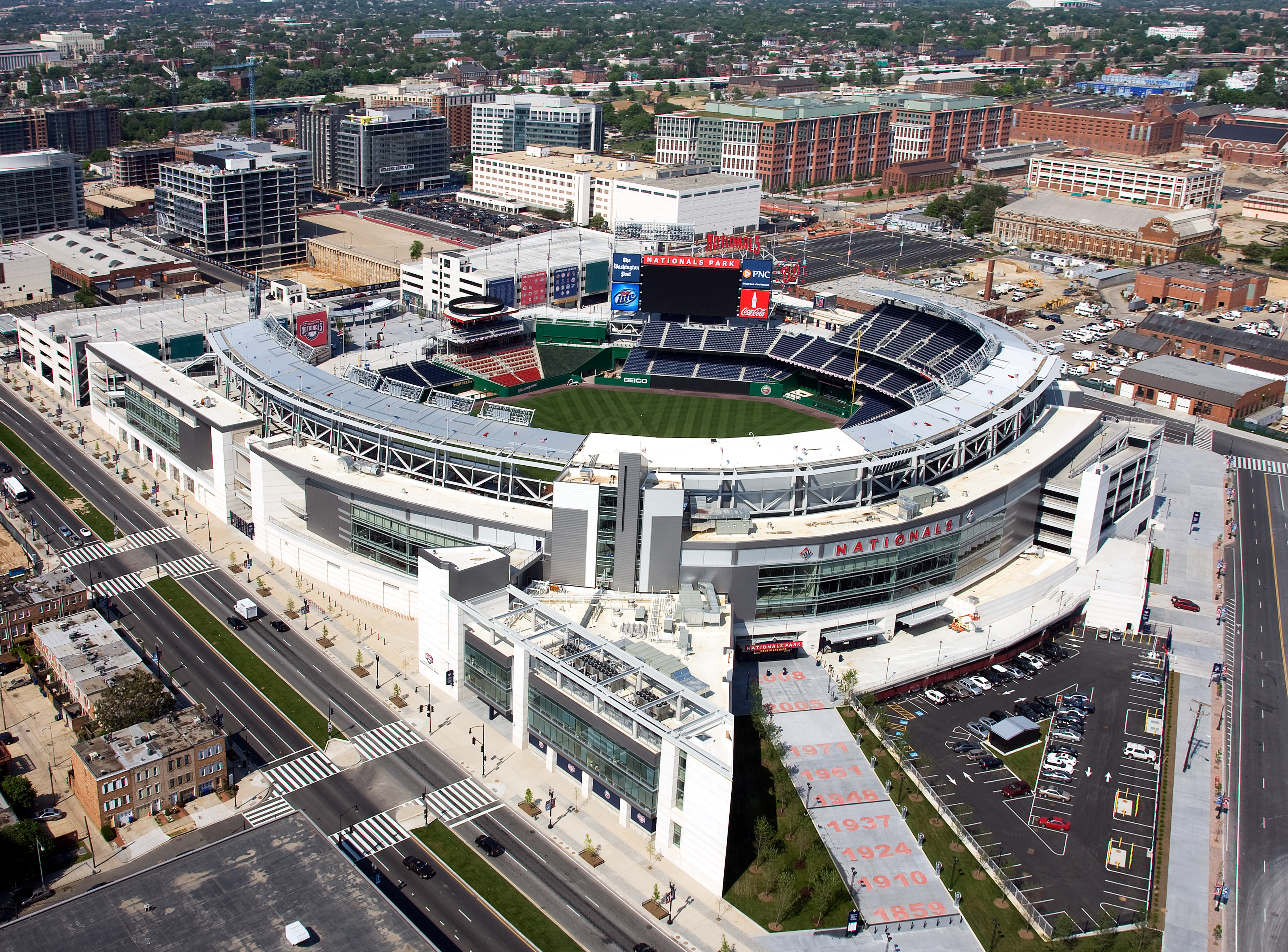 The 8 Lamest Parts Of Nats Park Stuck In Dc