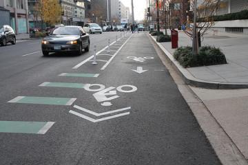 DC-bike-lane