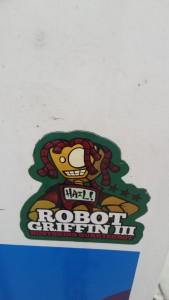 Robotgriffin