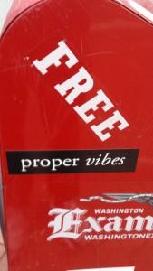 proper vibes