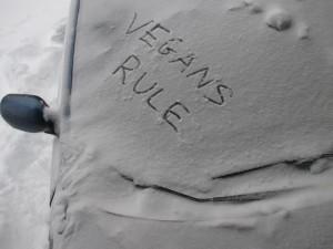 vegans rule