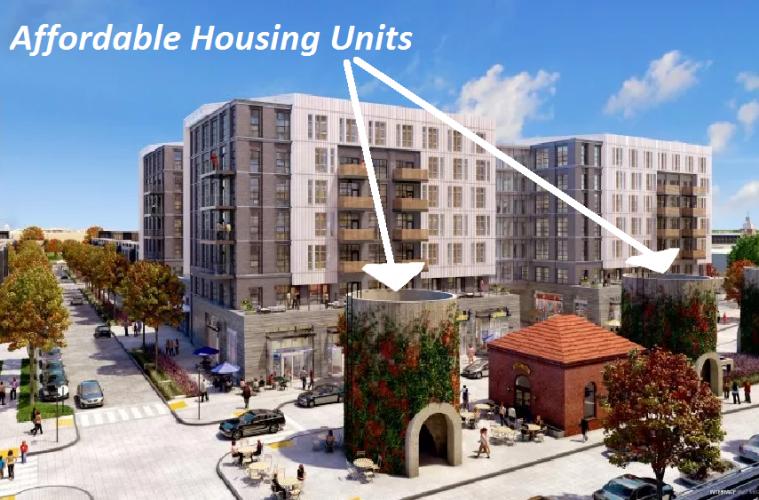 Afford housing